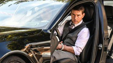 """Mission impossible: Tom Cruise fait construire un studio """"Covid safe"""""""