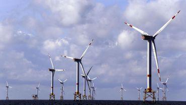 Vents forts en Europe: les prix de l'électricité sont devenus négatifs ce week-end