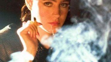 L'actrice Sean Young, inoubliable interprète de Rachel dans 'Blade Runner', de Ridley Scott