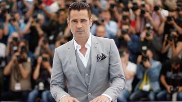 """Colin Farrell, lauréat d'un Golden Globe en 2009 pour """"Bons baisers de Bruges """", donnera la réplique à Jessica Chastain dans """"Eve""""."""