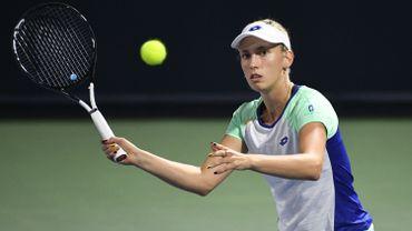 Elise Mertens dans le dernier carré du tournoi de Prague après avoir battu Eugénie Bouchard
