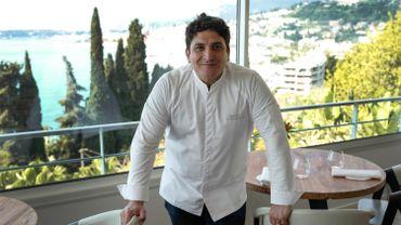 Le chef Mauro Colagreco, du restaurant Mirazur de Menton, était en tête du classement 2019 des 50 Meilleurs Restaurants du monde.