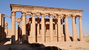 Le site de Hatra, en Irak