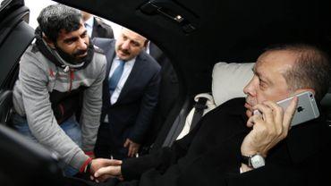 Tentative de coup d'Etat en Turquie: l'aide de camp d'Erdogan en garde à vue