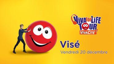 Viva for Life Tour fait étape à Visé : le programme