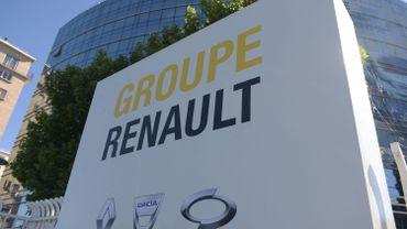Renault enregistre une perte historique de 8milliards d'euros en2020
