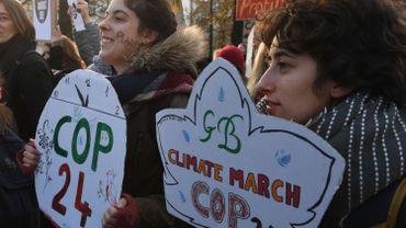 """COP24: seconde semaine de négociations sur le climat à Katowice pour """"finaliser"""" les accords de Paris"""