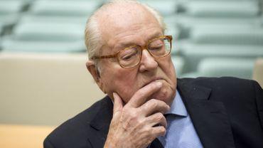 Le Parlement européen lève l'immunité parlementaire de Jean-Marie Le Pen