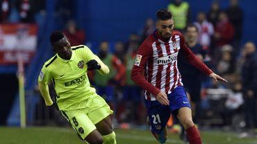 L'Atletico de Carrasco se défait de Levante et prend la tête