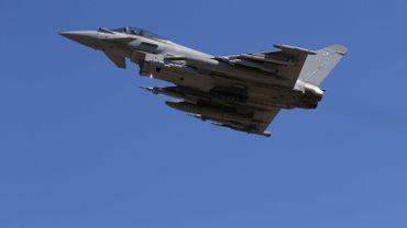 Remplacement de nos F-16: Londres attend impatiemment l'appel d'offres