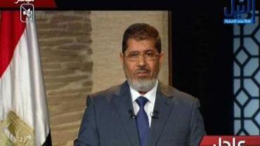 Le nouveau président égyptien, Mohamed Morsi, n'aurait jamais du être candidat...