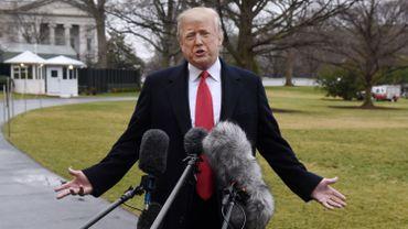 Donald Trump annonce des sanctions inédites contre la Corée du Nord