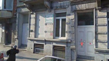 La mosquée Al Ansar se trouve rue des Palais à Schaerbeek
