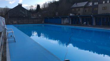 L'actuelle piscine communale de Theux est en fin de vie