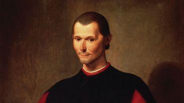 Portrait de Nicolas Machiavel