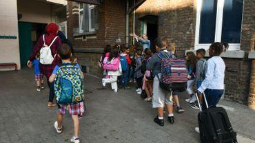 La Fédération Wallonie-Bruxelles veut permettre aux enseignants d'être formés pour apprendre à donner des cours de français aux élèves dont ce n'est pas la langue maternelle.