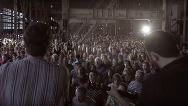"""[Zapping 21]  """"Hallelujah"""" par une chorale de 1500 personnes"""