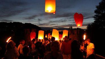 2ème édition la Nuit Romantique des plus beaux villages de Wallonie ce samedi 23 juin