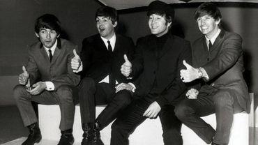 Pochettes inédites et disques rares des Beatles aux enchères à Paris