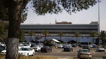L'aéroport de Tripoli