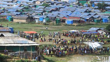 Oubliés, 129.000 Rohingyas restés en Birmanie dépérissent dans des camps