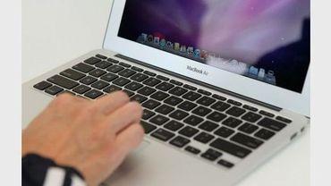 Un Mac d'Apple