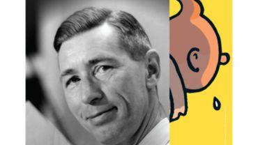 Plus de 320.000 visiteurs à l'exposition Hergé à Paris
