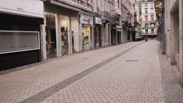 Un cinquième mandat d'arrêt requis après l'émeute dans le Carré à Liège