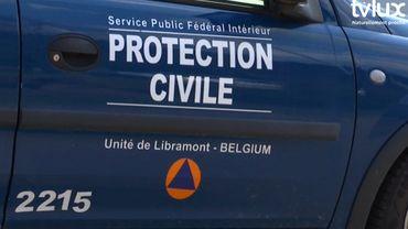 Fermeture de la protection civile de Libramont en 2019
