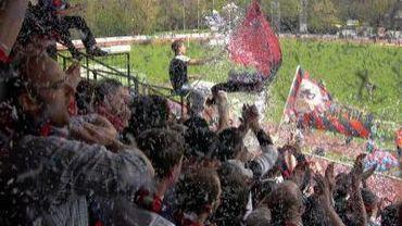 Les supporters du RFC Liège