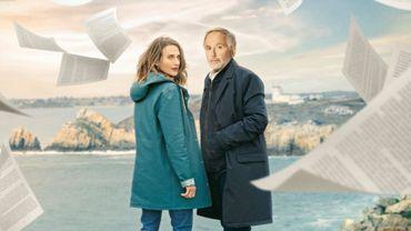 Le mystère Henri Pick, avec Camille Cotin et Fabrice Lucchini