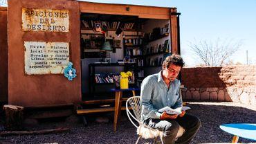 Une librairie unique au monde : la culture même dans le désert
