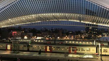 Province de Liège : quelques changements pour les trains à partir du 9 décembre