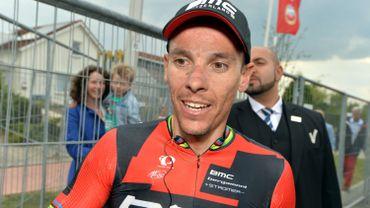 Cyclisme: Philippe Gilbert désormais 23e du classement UCI