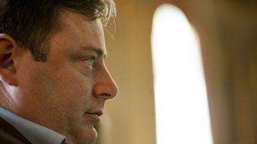 """Bart De Wever, président de la N-VA dénonce un gouvernement """"obèse"""""""