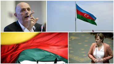 Les députés Georges Dallemagne et Els Van Hoof sur la liste noire de l'Azerbaïdjan