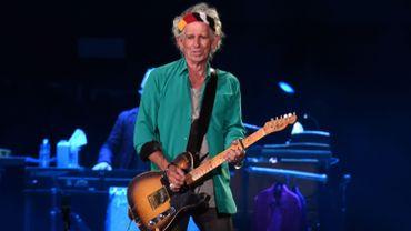 Keith Richards sort une surprise pour le Record Store Day