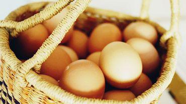 Œufs surprise au jambon et aux artichauts