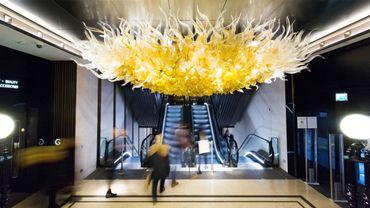 L'Escalator Hall de Harrods par MAKE Architects