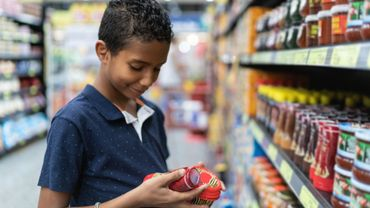 """Alimentation: le Nutri-Score n'est """"présent que sur 5% des produits"""" selon l'UFC-Que Choisir."""