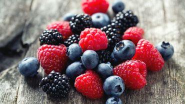 De nouvelles recherches montrent les propriétés anti-cancer des fruits des bois