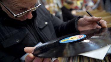 Plus de 50.000 vinyles numérisés et disponibles gratuitement en ligne