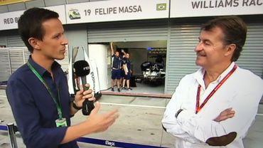 De Spa à Monza : Verstappen divise, Massa s'en va, la semaine agitée de la F1