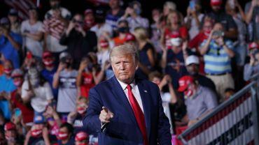 Donald Trump est donné gagnant selon une analyse en ligne