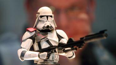 """Chaque année, le Comic Con de San Diego rassemble des centaines de milliers de fans de la saga """"Star Wars"""""""