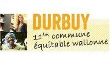 Durbuy devient commune équitable.