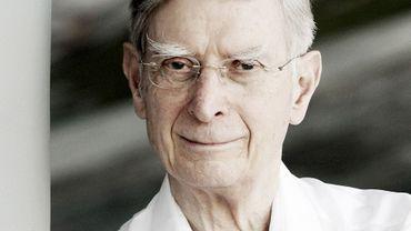 Herbert Blomstedt, 88 ans dirige ce soir l'Orchestre royal du Concertgebouw d'Amsterdam.