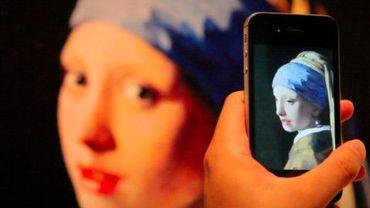 ARART et le tableau de Vermeer