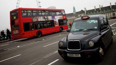 Des bus londoniens roulent grâce à du café