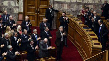Présidentielles grecques: soupçons de corruption pour un vote crucial